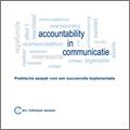 Accountability in communicatie